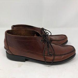 Sebago Made in USA mens chukka dress shoes sz 9.5